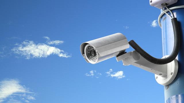 ahd камера на фоне неба